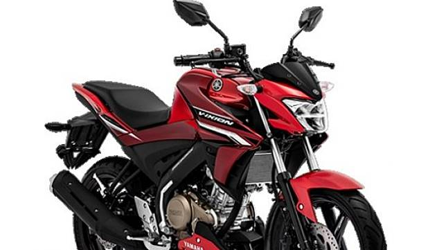All New Vixion R Matte Red [Dok YIMM].