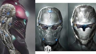 《Avengers 4》Marvel Studios 曝光 Iron Man 最新盔甲套裝!