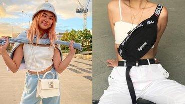 潮妹適合腰包、工裝妹必備後背包?推薦 4 種風格潮妹適合的包,妳揹對了嗎?!