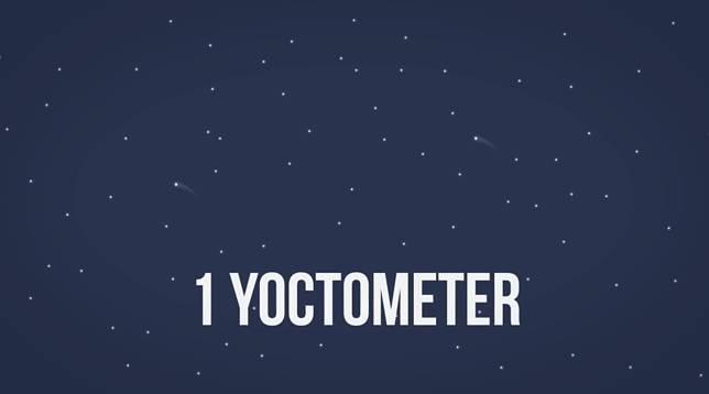 Coba tebak seberapa kecil ukuran 1 Yoctometer! Yang bener bisa jadi black hole..