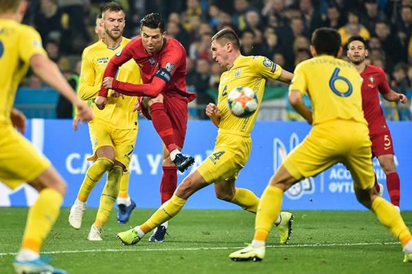 Ukraina bukan lagi Tim Kelas Dua