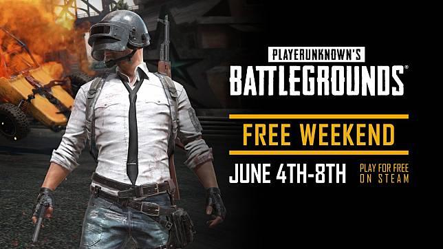 PUBG Berikan Diskon dan Free Play Khusus Minggu Ini