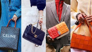 BV、Celine、Burberry、Chanel等IG曝光率超高!街拍上全是這些新「IT Bag」