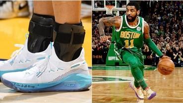 精采程度直逼賽事!NBA 2018 年聖誕節大戰最佳鞋款 Top 10