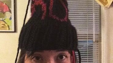 手織毛衣毛帽雖然溫馨...但這幾個人還是「別玩了吧」