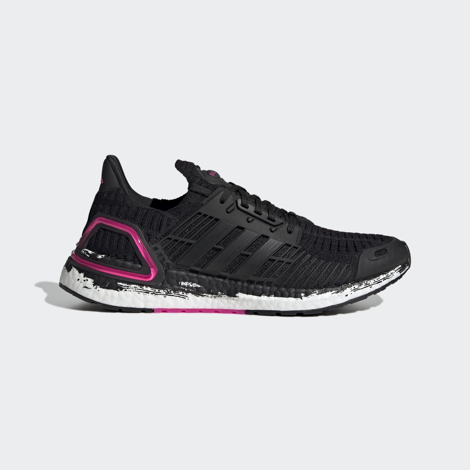 ADIDAS ULTRABOOST CC_1 DNA X BECKHAM 男女 慢跑鞋 黑粉