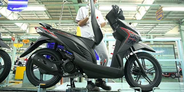 Honda Vario 110 (AHM)