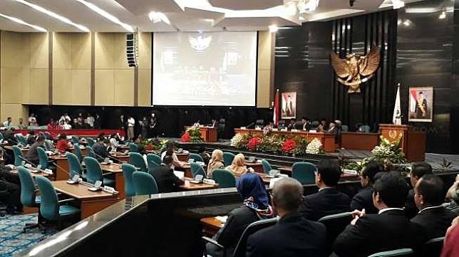 Golkar Minta PDIP dan Demokrat Segera Serahkan Nama Pimpinan DPRD DKI