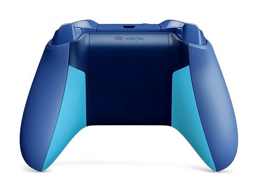 微軟 XBOX ONE S 原廠藍牙無線控制器 無線 手把 3.5mm耳機孔 PC XBOXONE 寶石藍 運動藍公司貨