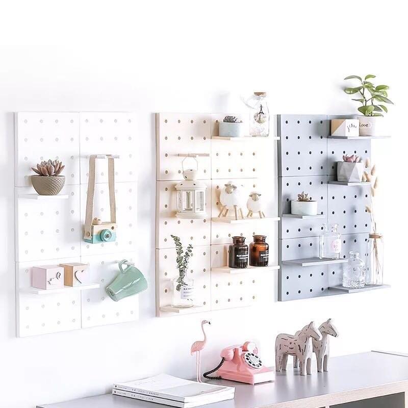 適合安裝在浴室、玄關或辦公室,可安裝在家裡任何地方,整齊收納小物品,可打造符合需求的最佳收納組合 安裝簡易,可隨個人喜好架設,收納各式各式物品 優質活性設計,收納生活中單純美好的回憶 層板凹槽卡扣,穩