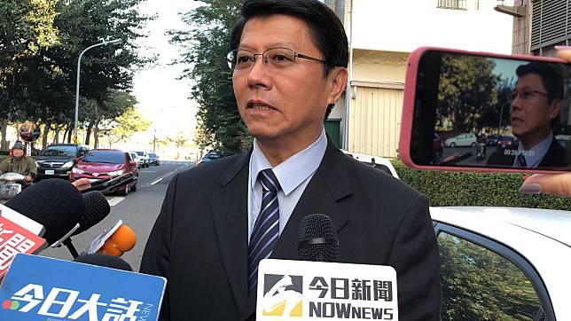 謝龍介認為,柯P組黨,對台灣民主發展是好事。