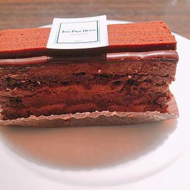 実際訪問したユーザーが直接撮影して投稿した新宿チョコレートジャンポール・エヴァン 伊勢丹新宿本店の写真