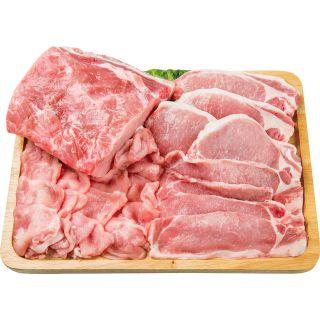 〈米国産〉豚ロース (切身・生姜焼用・しゃぶしゃぶ用) 各100g当り