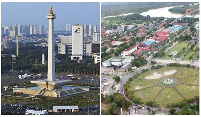 3 Kota Kalimantan Ini, Diam-diam Sebagai Calon Pengganti Ibukota