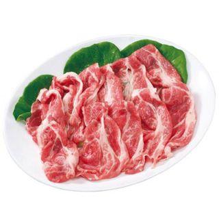 (アメリカ産)麦豚肩切落し肉