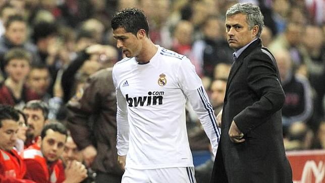 Modric: Mourinho Nyaris Berkelahi dan Buat Cristiano Ronaldo Menangis