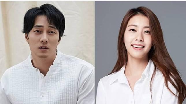 So Ji Sub dan Jo Eun Jung menikah secara hukum hari ini, 7 April 2020. Instagram.com
