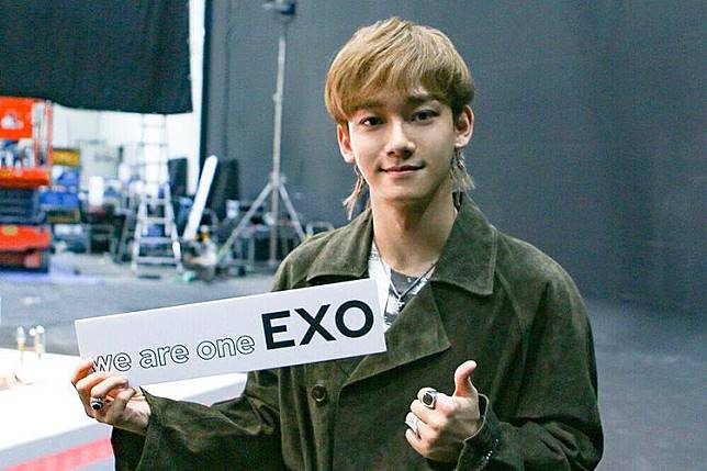 Chen Jadi Member EXO Pertama yang Akan Rilis Album Solo