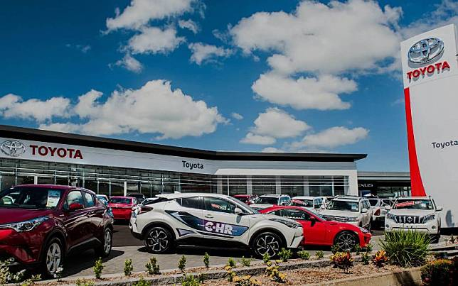 Dealer mobil Toyota di Australia. Toyota Hi-Lux menjadi kendaraan terlaris di pasar Australia dengan angka penjualan pada Juni 2020 sebanyak 6.537 unit, meningkat 21,1 persen dibandingkan dengan capaian pada bulan yang sama 2019. /toyota.com.au