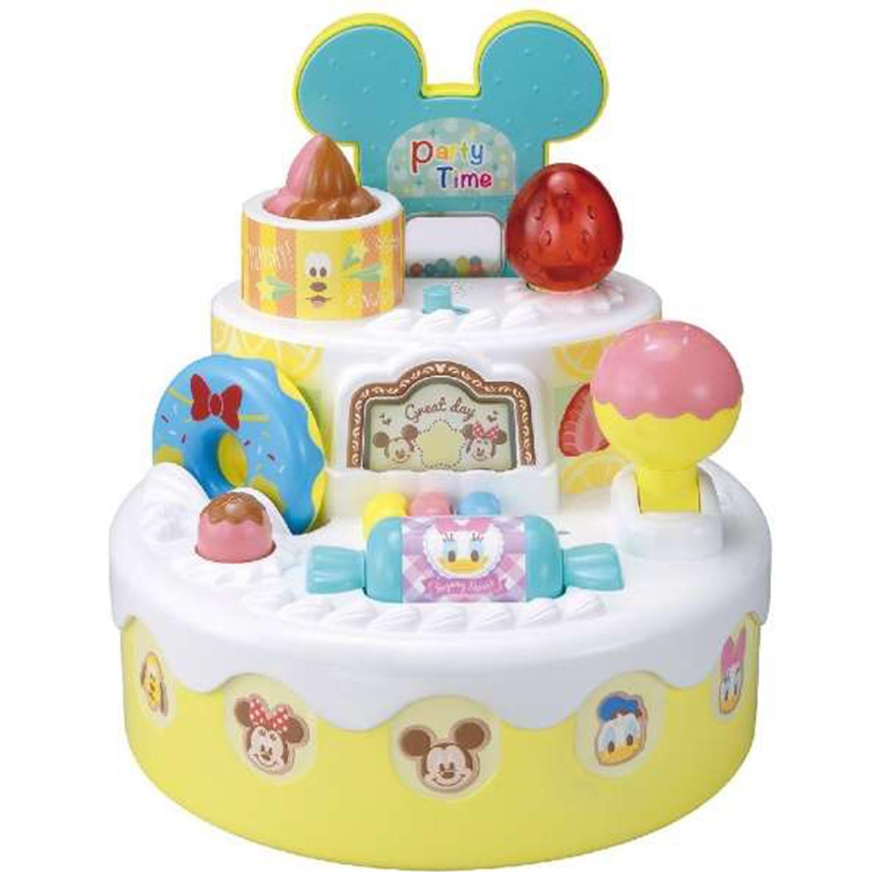 迪士尼 Disney - 米奇與他的朋友生日派對蛋糕