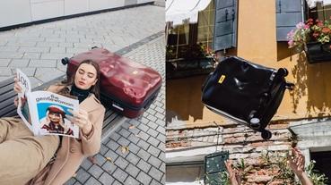 外型特殊、售價合理…來自義大利的行李箱Crash Baggage,3大原因告訴你它在紅什麼