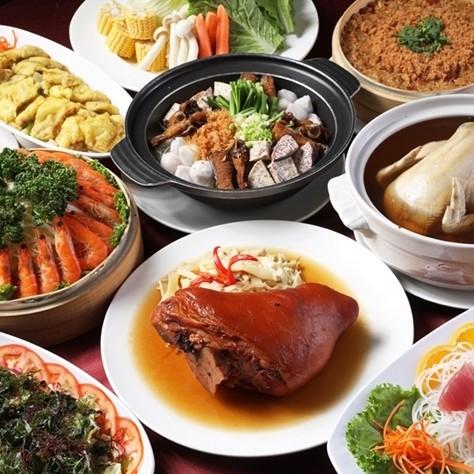 全台多點【海霸王】懷念料理~呷青操(10人份)