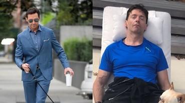別再騙我!休傑克曼吐槽自己睡覺模樣已是 50 歲阿伯 「雖然大家總是告訴我你很年輕」...