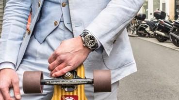 TUDOR HERITAGE BLACK BAY 41─全方位的Black Bay腕錶