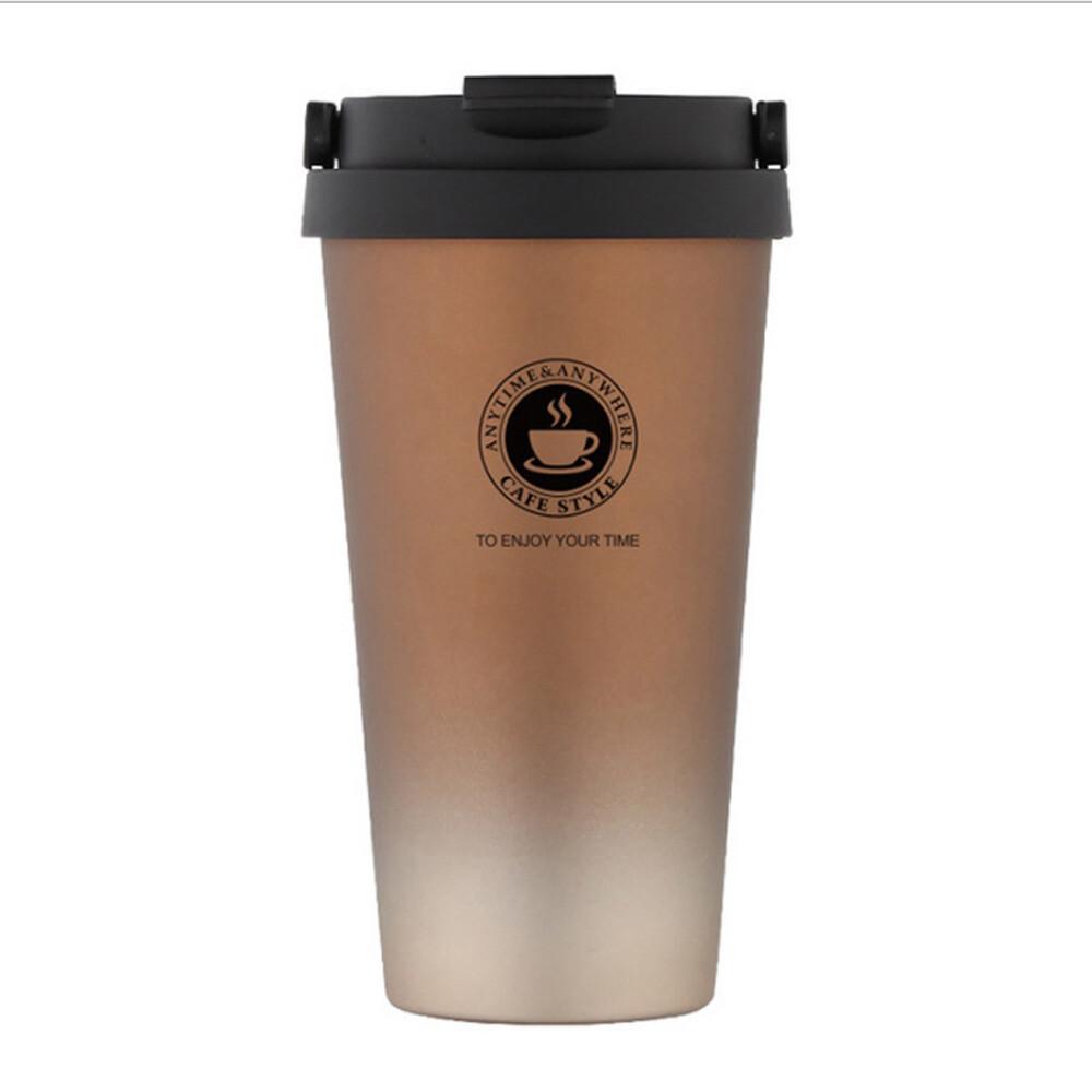 真空保溫杯是由不銹鋼真空杯身,食品級PP、或食品級矽膠、或食品級塑膠蓋外加矽膠密封圈組合而成的一個盛水容器。它的保溫效果讓食物、飲品保溫時效更長久、更新鮮,帶來更便利的生活。喜歡喝咖啡的人,在冬天的時