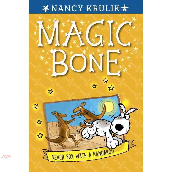 書名:Never Box With a Kangaroo (Magic Bone #11)定價:210元ISBN13:9780448488769出版社:Grosset & Dunlap作者:Nancy