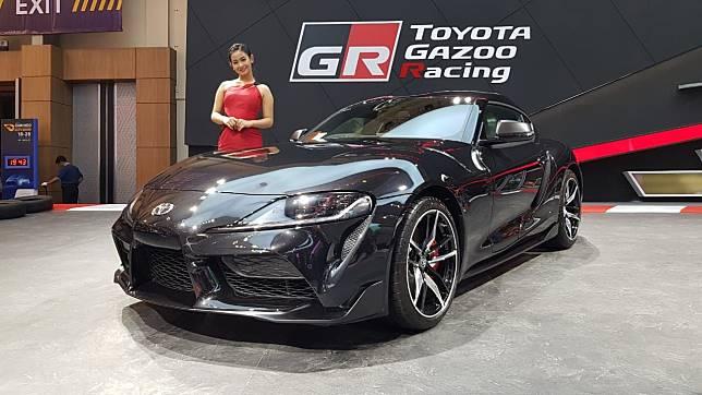 Toyota GR Supra di GIIAS 2019