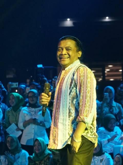 Ribuan Orang Padati Konser Didi Kempot 'The Lord of Loro Ati'