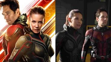 〔漫威宇宙〕漫威女超級英雄崛起!黃蜂女原本《美國隊長 3》就該登場 未來表現將比蟻人更搶眼!
