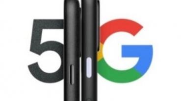 Google Pixel 5 首度現身 Pixel 4a 將追加 5G 版本?