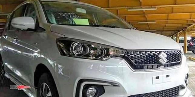 Suzuki Ertiga GT (Rushlane)