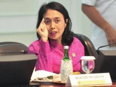 Menteri Bintang Puspayoga Berduka Atas Kasus Bunuh Diri Siswa