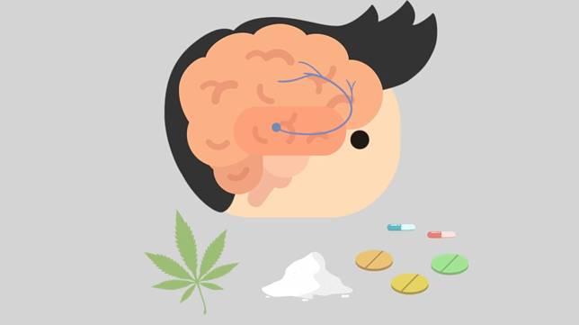 Kalau berurusan sama zat ini, dopamin kita langsung naik secara drastis!