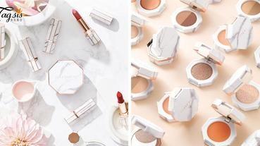 雲石控又要破財了!韓國DearDahlia推出 ~「迷你多功能雙面彩妝盒」,集齊眼影、唇頰霜!