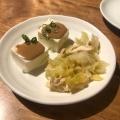 ざる蒸しランチ - 実際訪問したユーザーが直接撮影して投稿した新宿和食・日本料理あえん 伊勢丹会館店の写真のメニュー情報