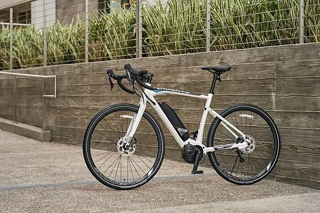 Penampakan sepeda listrik Yamaha Civante