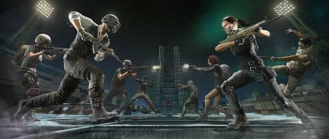 PlayerUnknown's Battlegrounds Update 01