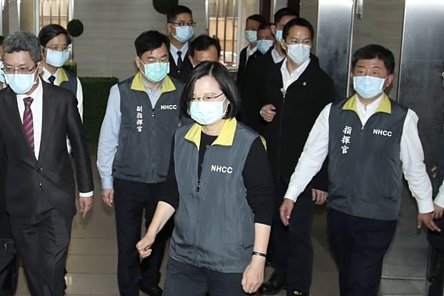 【安內再援外】總統喊1天製造2000萬片口罩 經濟部汗顏:1500萬片就緊繃
