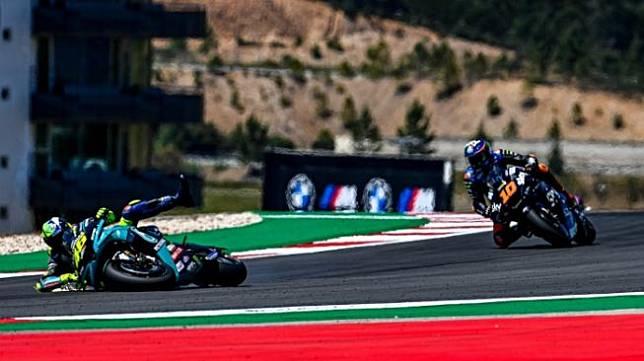 Valentino Rossi. (motogp.com)