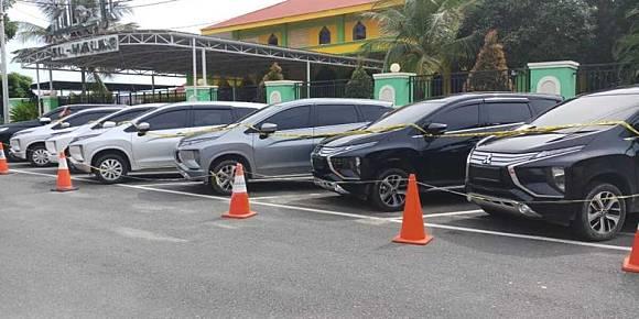 Perwira Polisi Yang Menggelapkan 83 Mobil Juga Memalsukan Dokumen