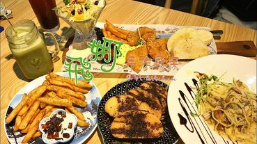 台中東區巷弄美食新時代早午餐天然健康手作料理:飛娜手作廚房