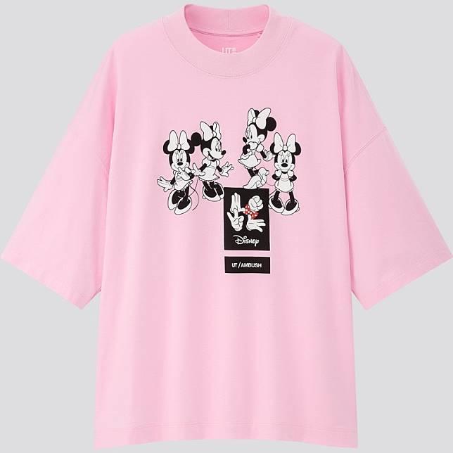 AMBUSH x Disney x UT Minnie Mouse Print Tee(互聯網)