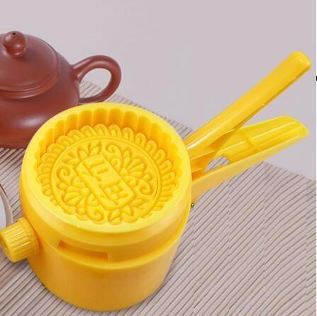京式廣式 神池中秋可彈式月餅模具 手壓式五仁月餅模子 烘焙工具
