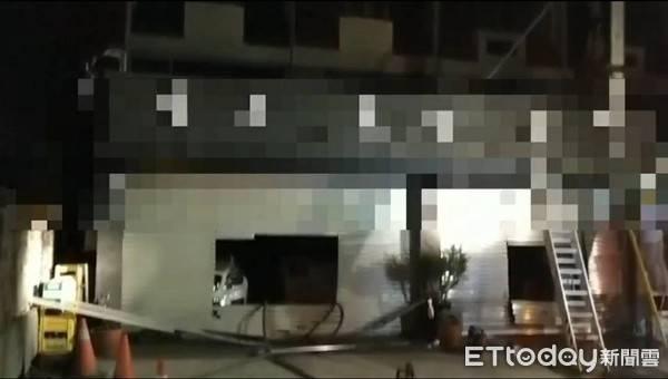 嘉義五金行凌晨大火 老闆叫醒家人脫困..自己救火不幸燒死