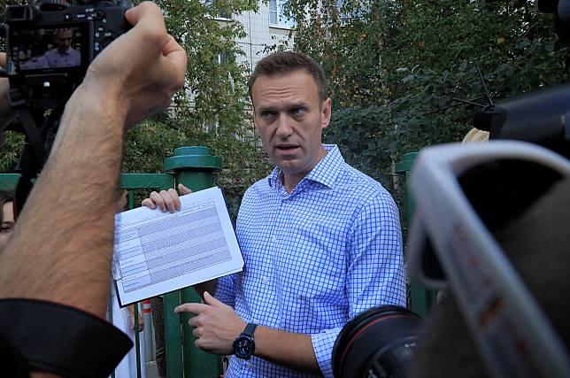 Kementerian Kehakiman Rusia Cap Yayasan Anti-Korupsi Navalny Sebagai 'Agen Asing'