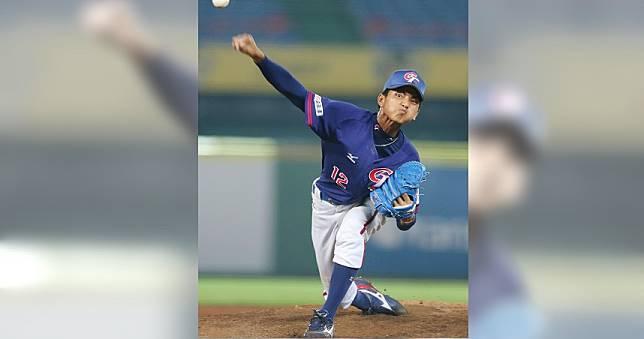 日本隊打不到!球探測出亞錦賽劉致榮球速163公里